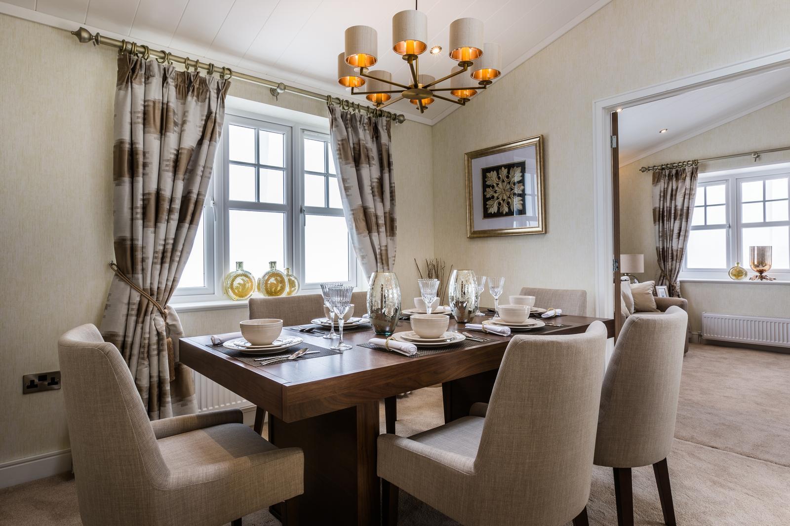 Prestige Home Seeker Grand Symphony Dining Area
