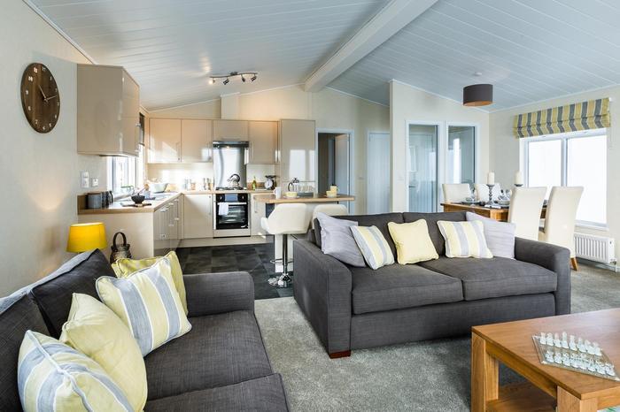 Prestige Home Seeker Buckland Living Area