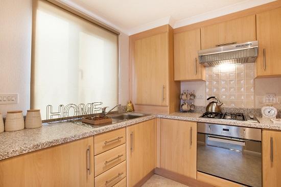 Prestige Minuet Kitchen