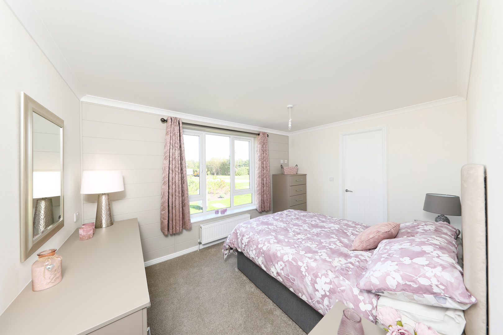 The Buckland at Kingsdown Meadow Bedroom1