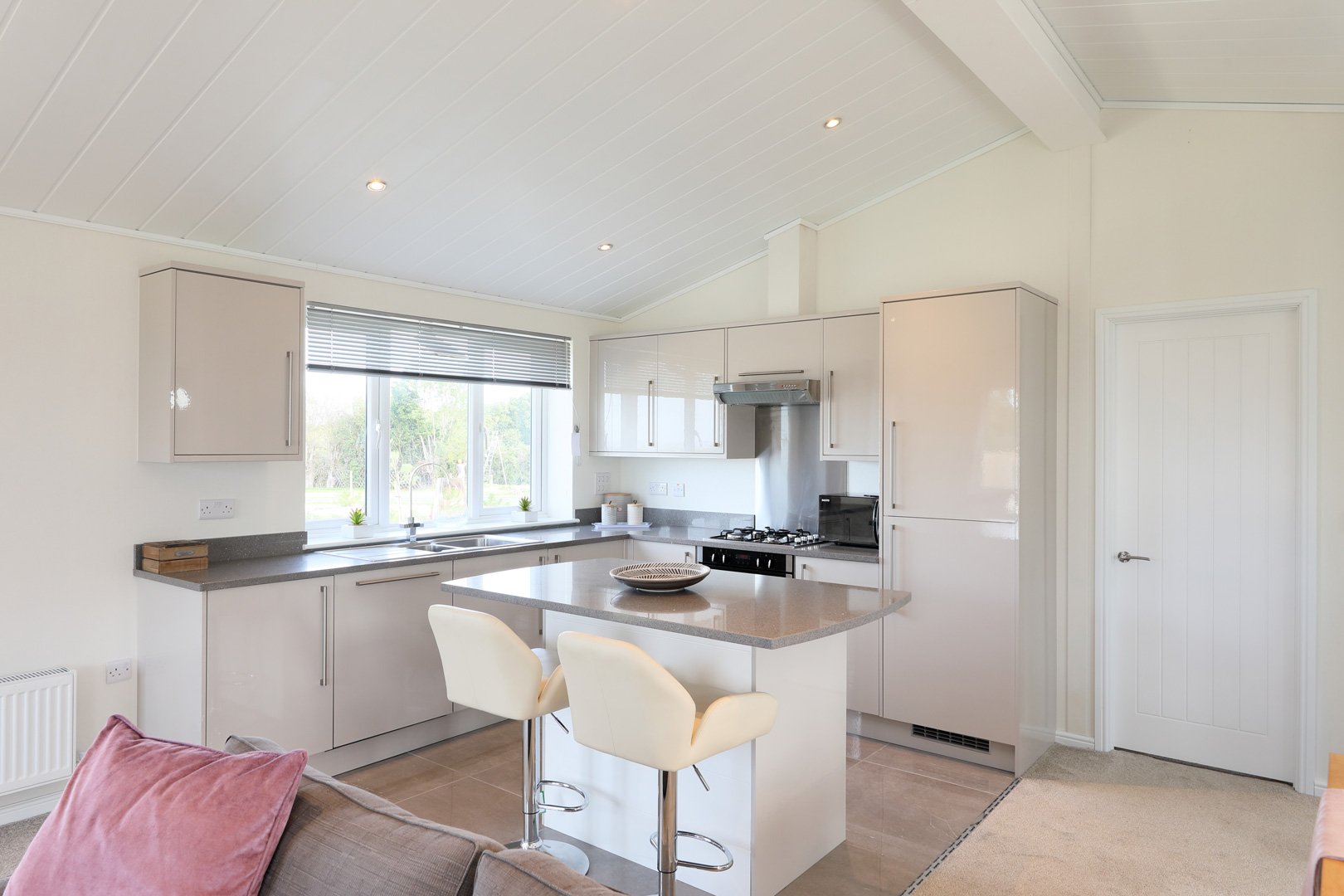 The Buckland at Kingsdown Meadow Open Plan Kitchen