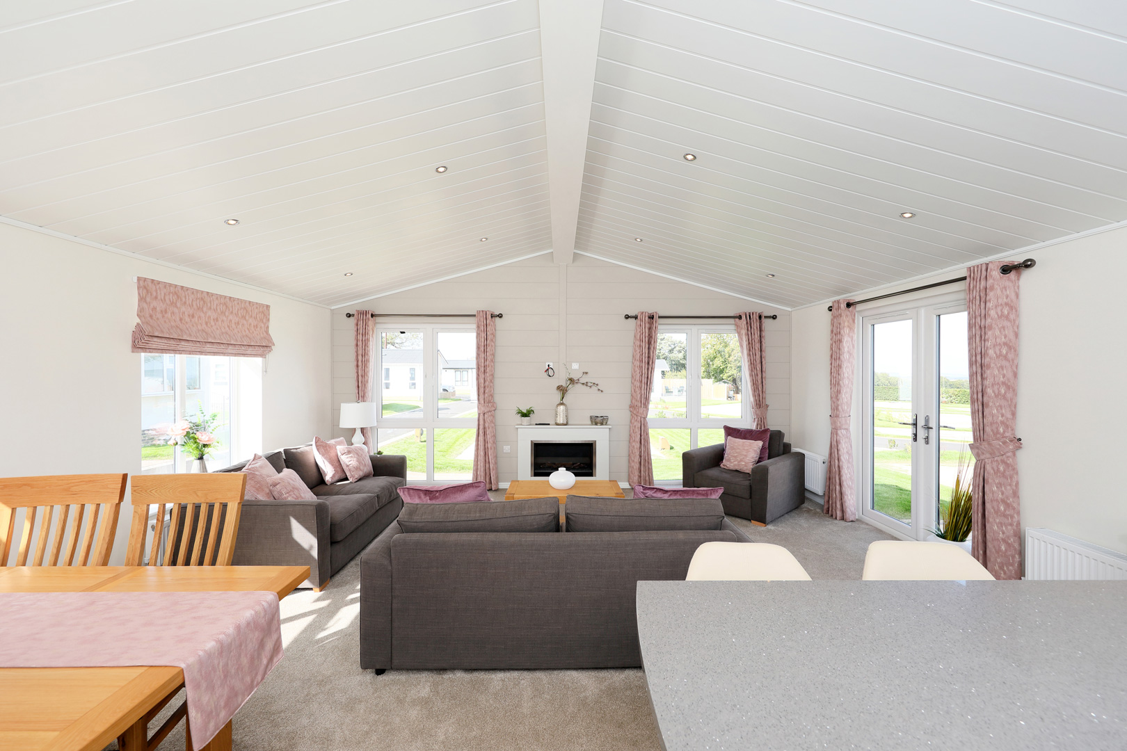 The Buckland at Kingsdown Meadow Open Plan Living Area