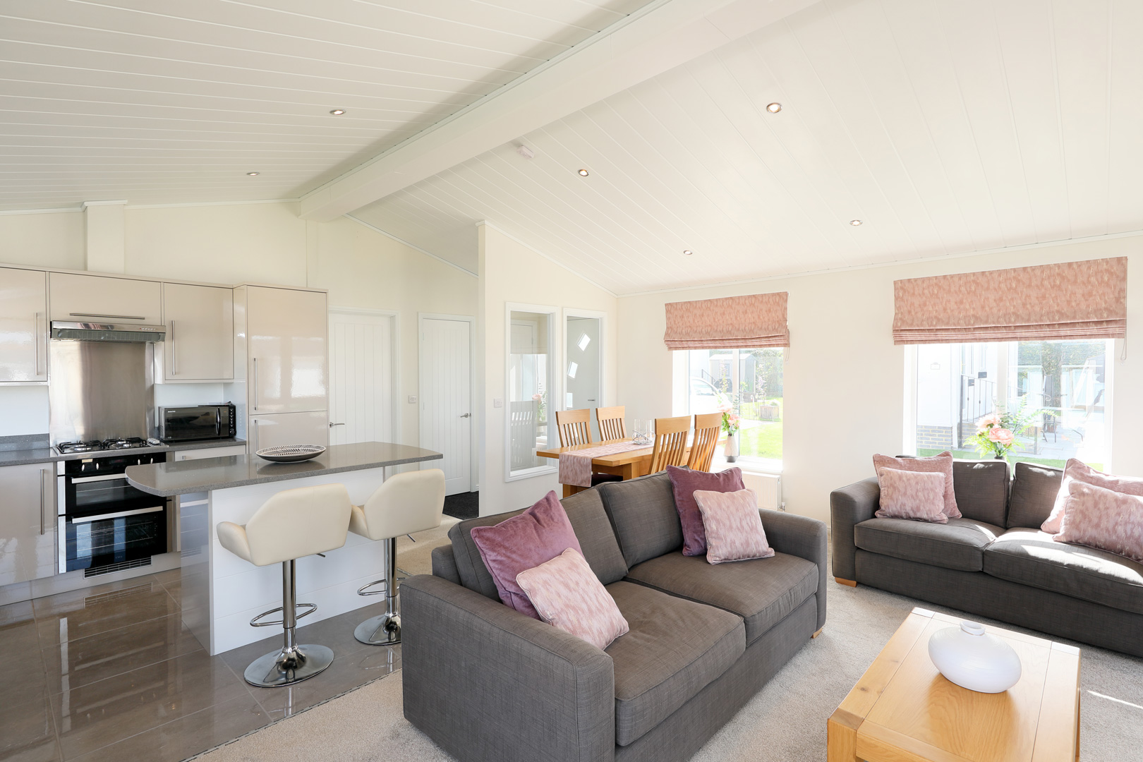 The Buckland at Kingsdown Meadow Open Plan Living Area3