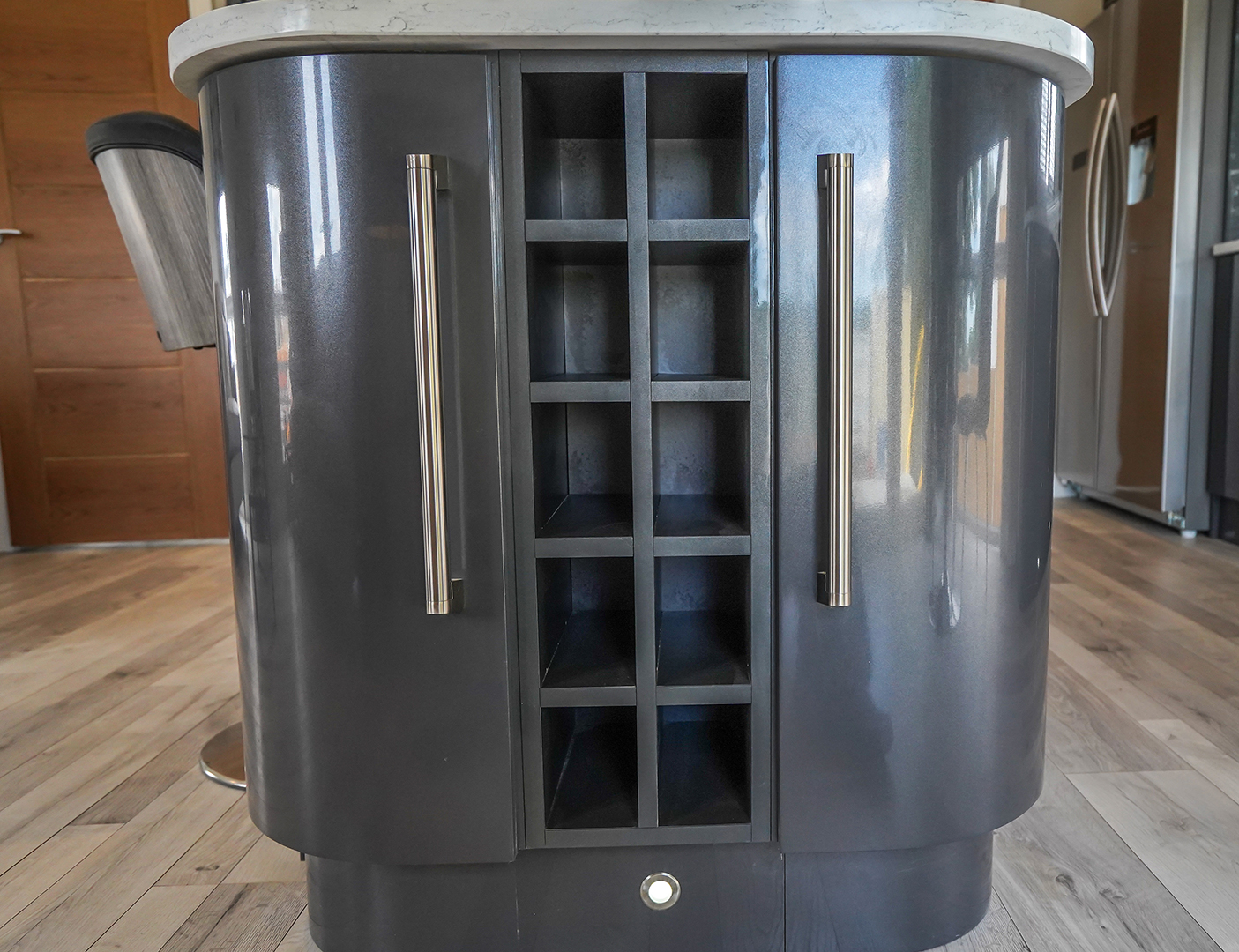 Oakgrove Waverton Kitchen Wine Rack