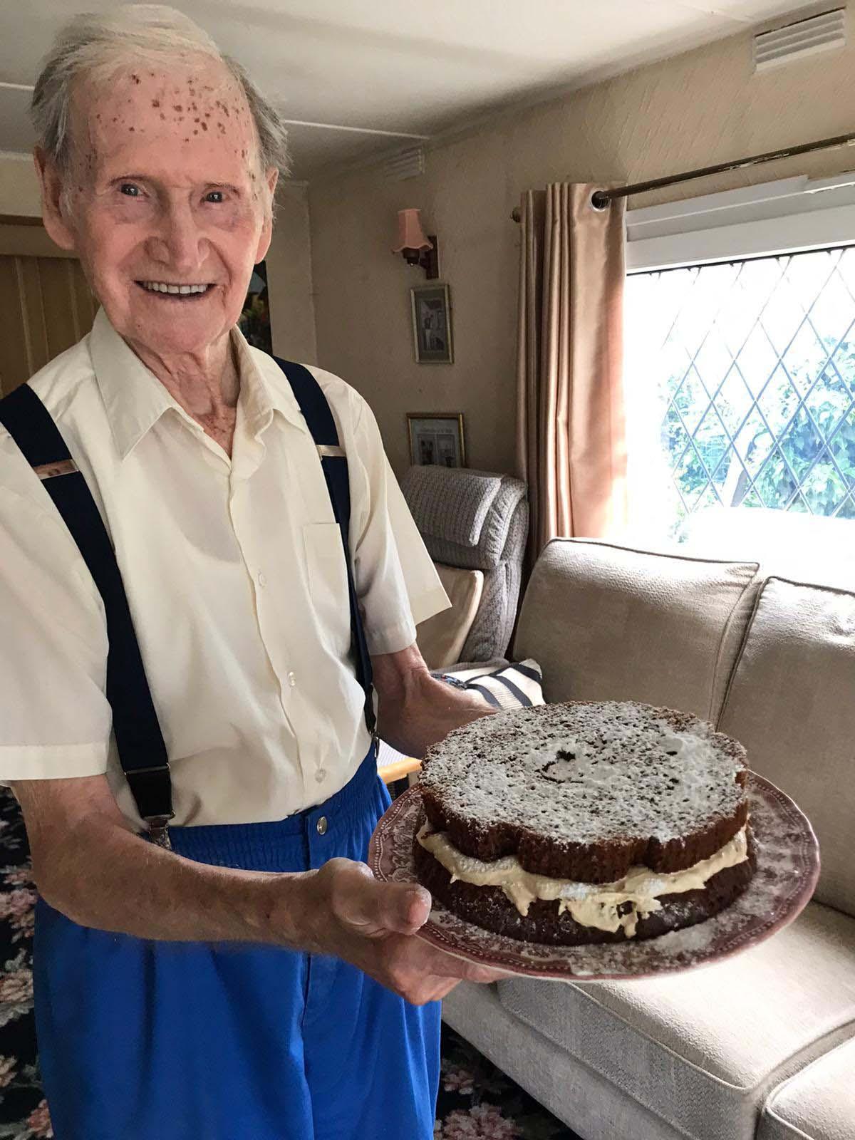 Bill's Coffee Cake