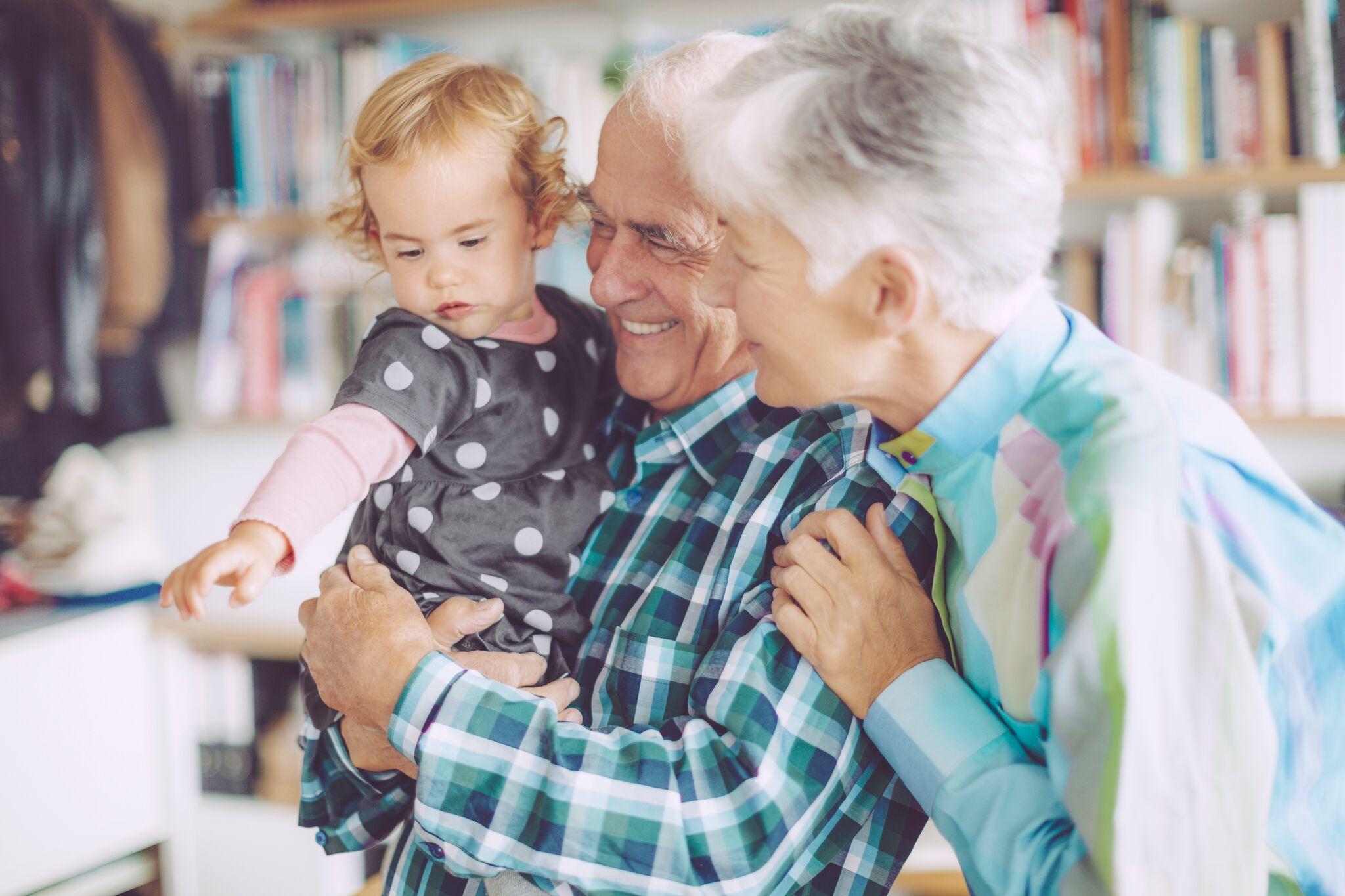 Grandparents Lifestyle Image