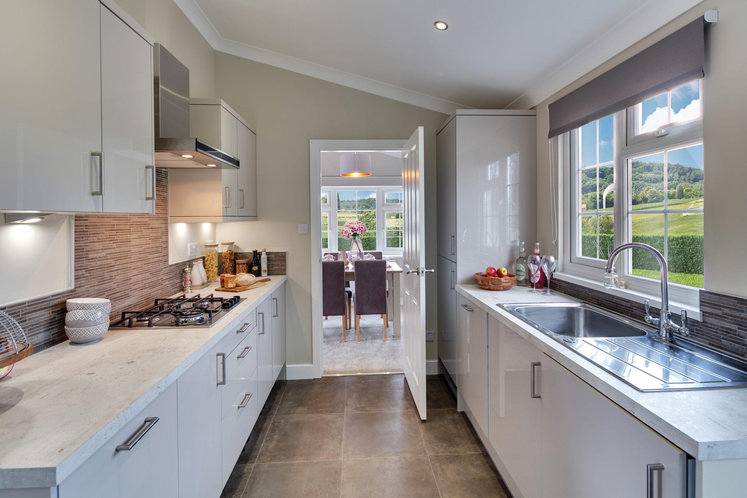 Willerby Hazlewood Kitchen